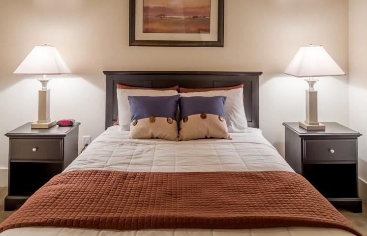 Drayton Mills Lofts Bedroom